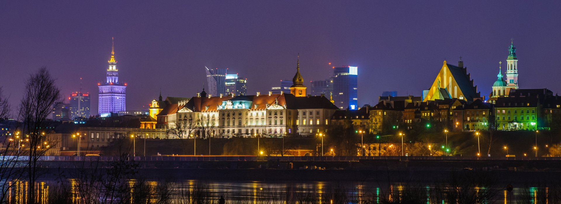 It is worth to take a walk and admire the old city at night
