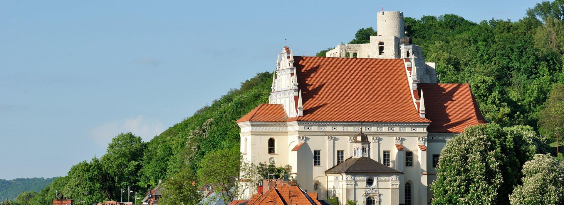 Gorgeous small city Kazimierz