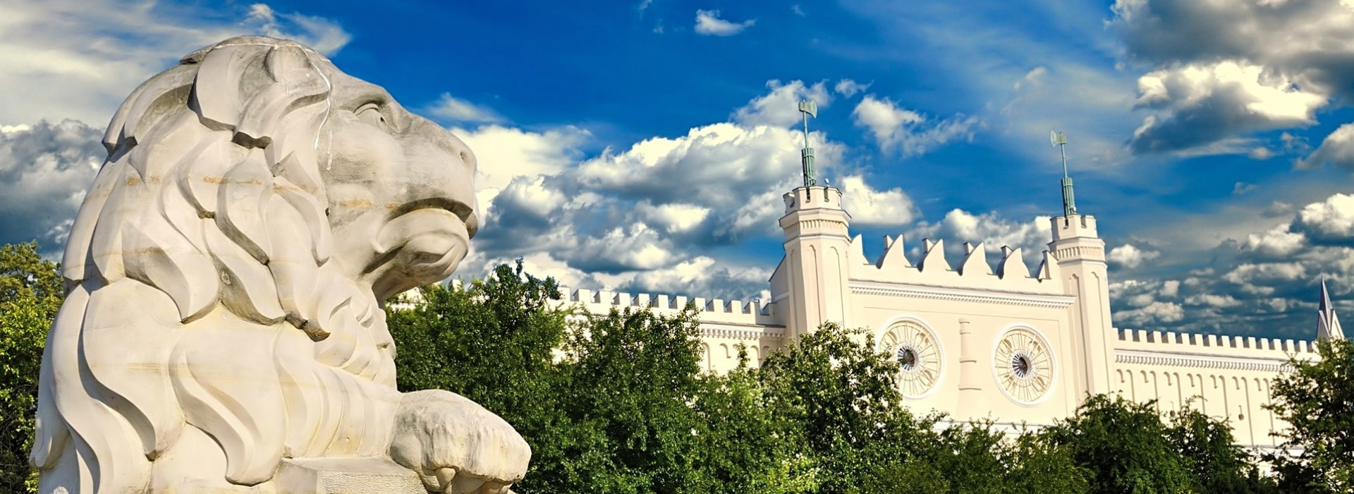 Lublin's historic palace and symbol of the city.