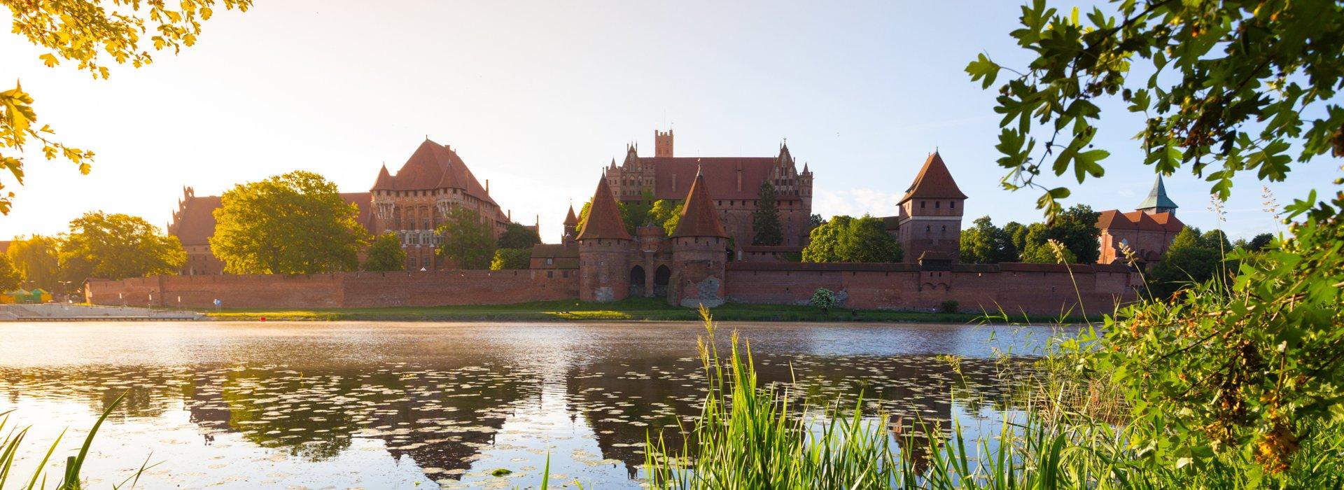 Malbork - the grand medieval castle