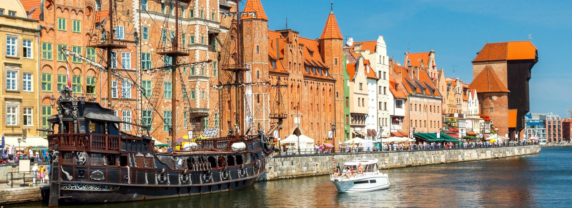 Old Town of Gdańsk
