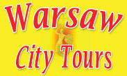 Warsaw Guided Bus City Tours