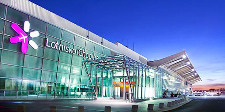 Warsaw f.Chopin airport transfers